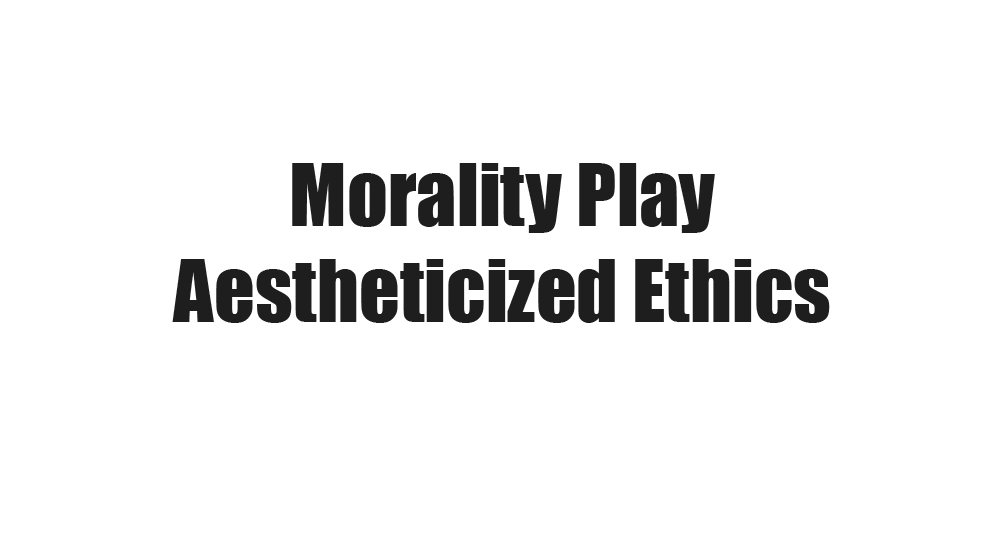 morality play 2 essay The morality play is a genre of medieval and early tudor theatrical entertainment  in their own  1 characteristics 2 justice and equity as characters 3 pre- reformation versus post-reformation 4 references 5 sources 6 external links .